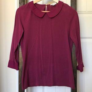 Garnet Hill dress top